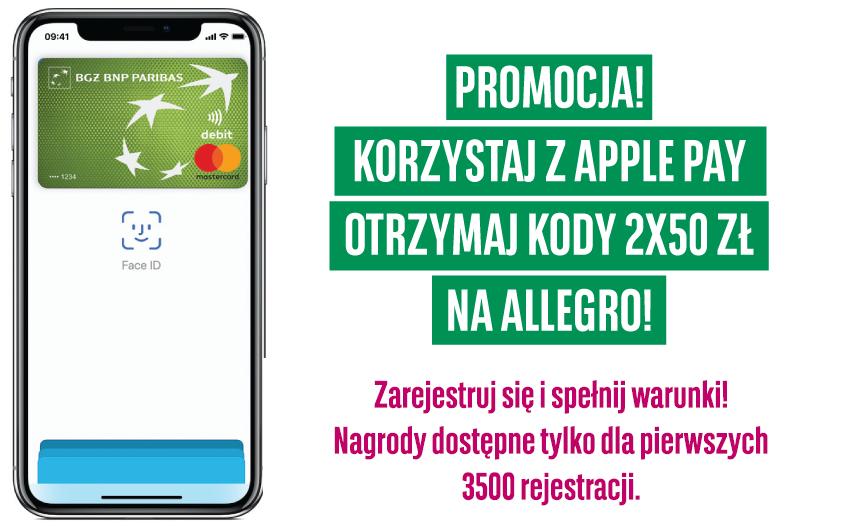 Kupuj z Apple Pay