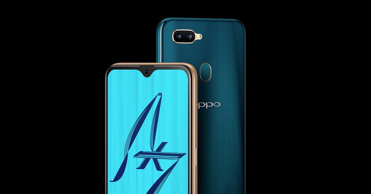 smartfon OPPO