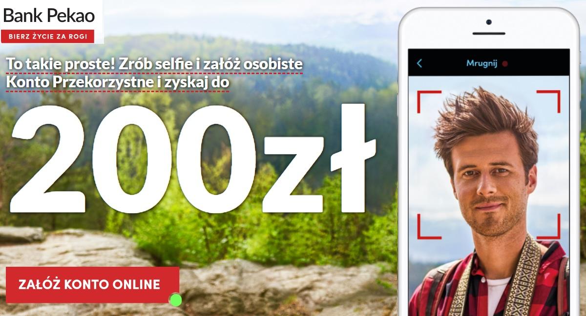 200 zł premii z Kontem
