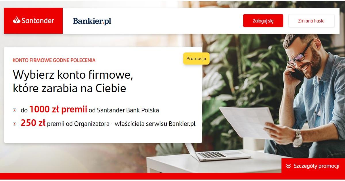 250 zł od Bankier.pl