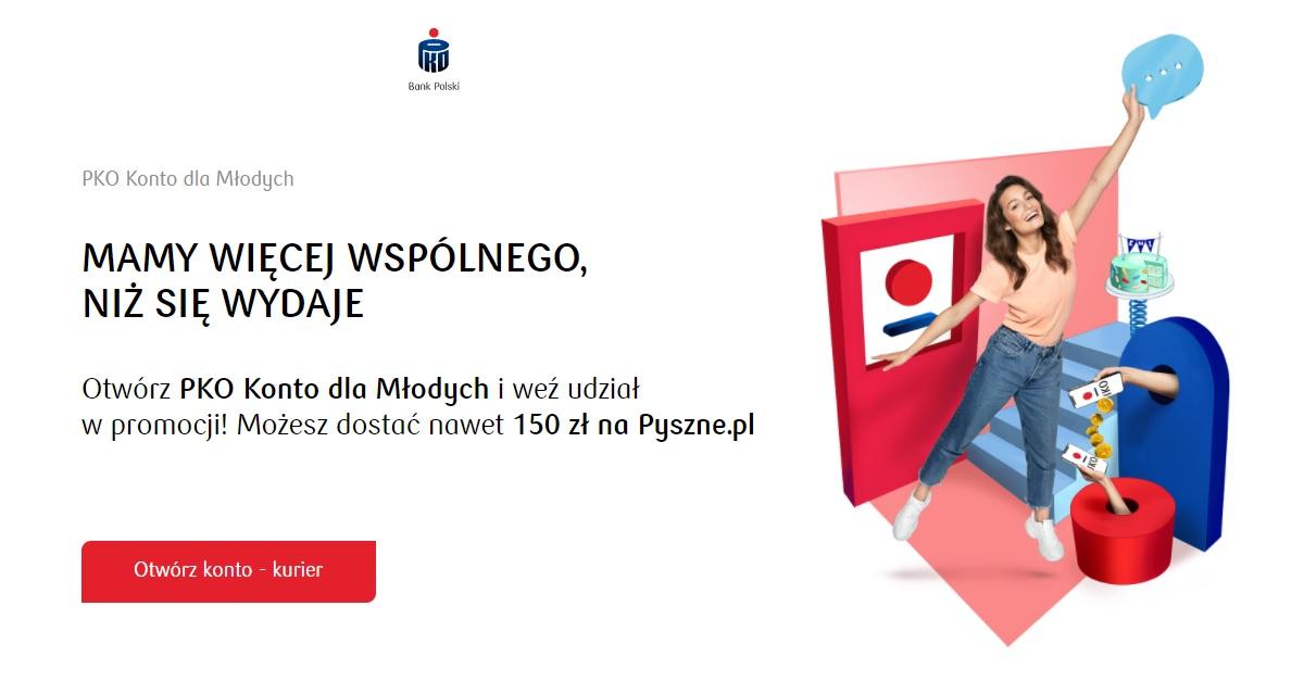 150 zł do Pyszne.pl