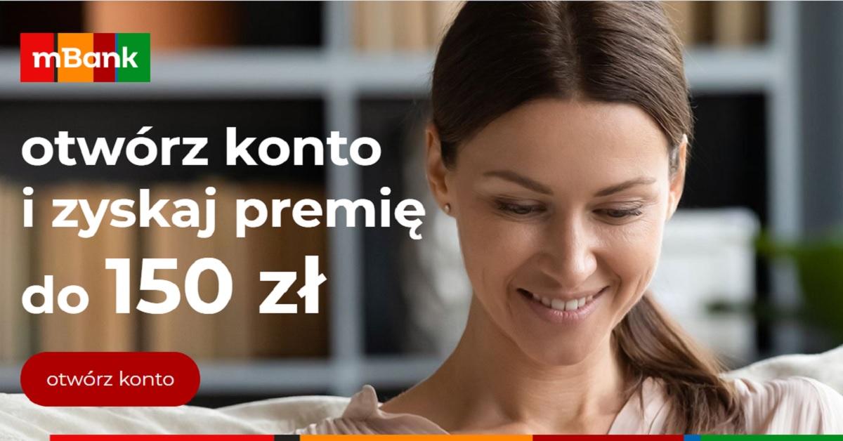 Konto osobiste w mBanku